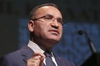 بكر بوزداغ - الناطق باسم الحكومة التركية
