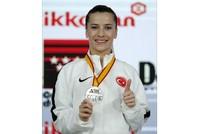 Turkish athlete wins silver in World Karate Championships