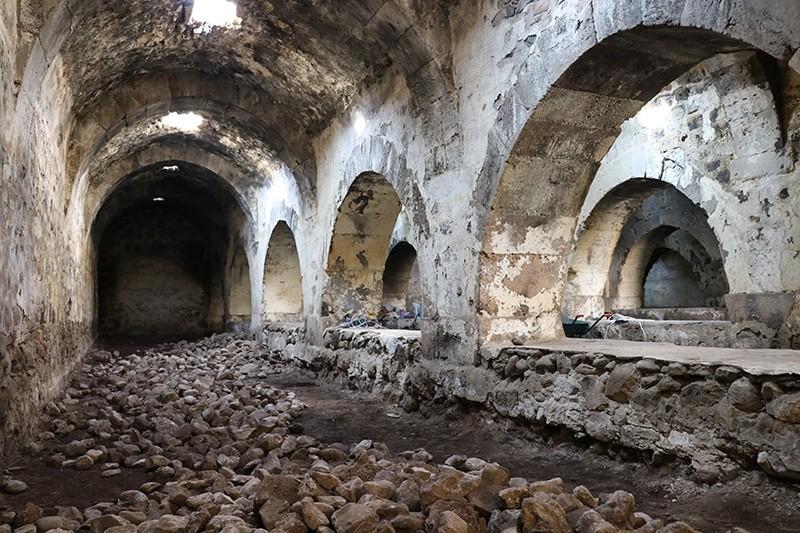 13th century Seljuk caravanserai to be restored, welcome tourists