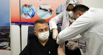 تركيا.. تطعيم أكثر من 950 ألفا باللقاح المضاد لكورونا