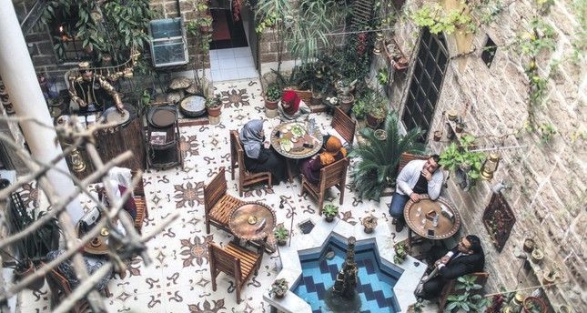 430-year-old Ottoman house restored in Gaza