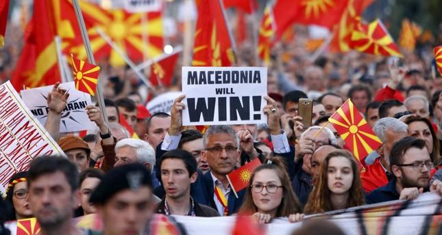 لماذا بدأت مقدونيا تغيير اسمها؟