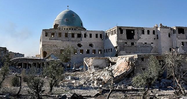 النظام السوري والمليشيات الشيعية يدخلون 5 أحياء جديدة في حلب الشرقية