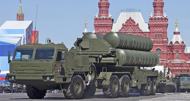 Russia says started production of Turkey's S-400s