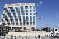 US embassy in Cuba 'under review' following possible sonic attack, Tillerson says