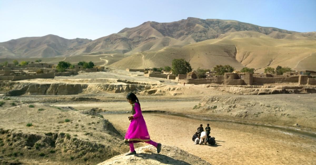 A photo taken by Nevzat Yu0131ldu0131ru0131m in Afghanistan in 2015.