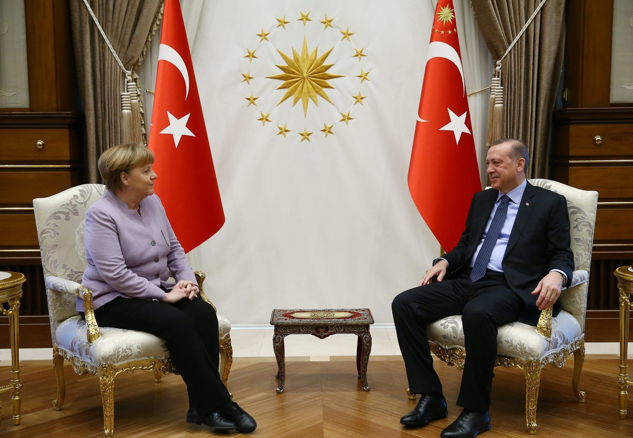 President Recep Tayyip Erdou011fan is expected to discuss disagreements between Ankara and Berlin with German Chancellor Angela Merkel during his visit to Germany expected to take place in September.