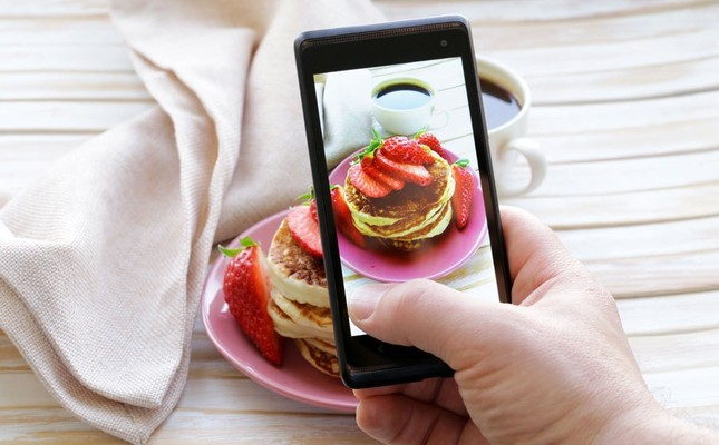 Snap a photo, foodie startup tells how many calories you eat