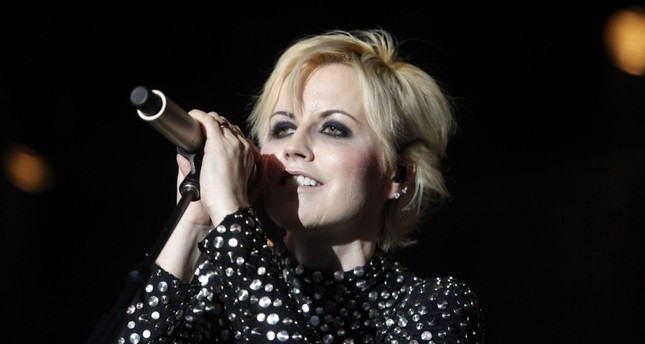 Dolores O'Riordan of The Cranberries performs at Sports Hall on Dec. 4, 2012 in Belgrade, Serbia.