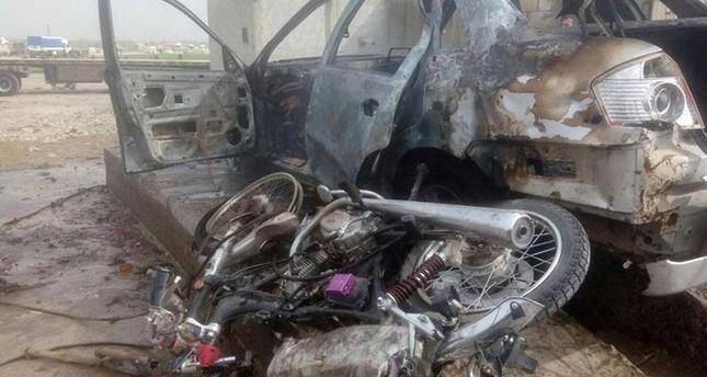 مصادر محلية: ب ي د/ بي كا كا نفذ هجومي الباب وجرابلس بالتعاون مع إرهابي من داعش
