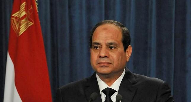 Egyptian President Abdel Fattah el-Sissi.