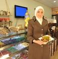 بيت الشوكولا سيدة سورية تحقق حلمها في تركيا