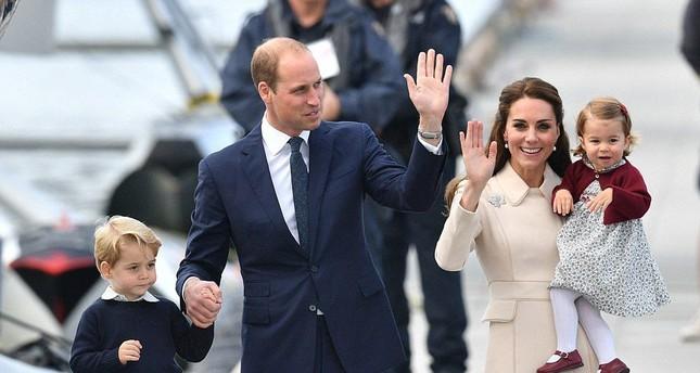 William und Kate auf Deutschland-Reise