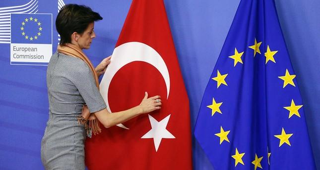 Der EU-Bericht zur Türkei bezieht sich auf den Zeitraum von September 2016 bis Februar 2018 – er ist von der Europäischen Kommission erstellt worden. (Reuters Foto)