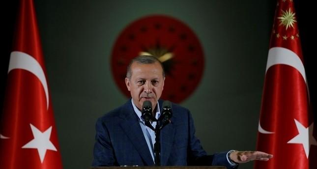 أردوغان يلتقي سفراء الدول الأجنبية على مائدة الإفطار بمقر العدالة والتنمية