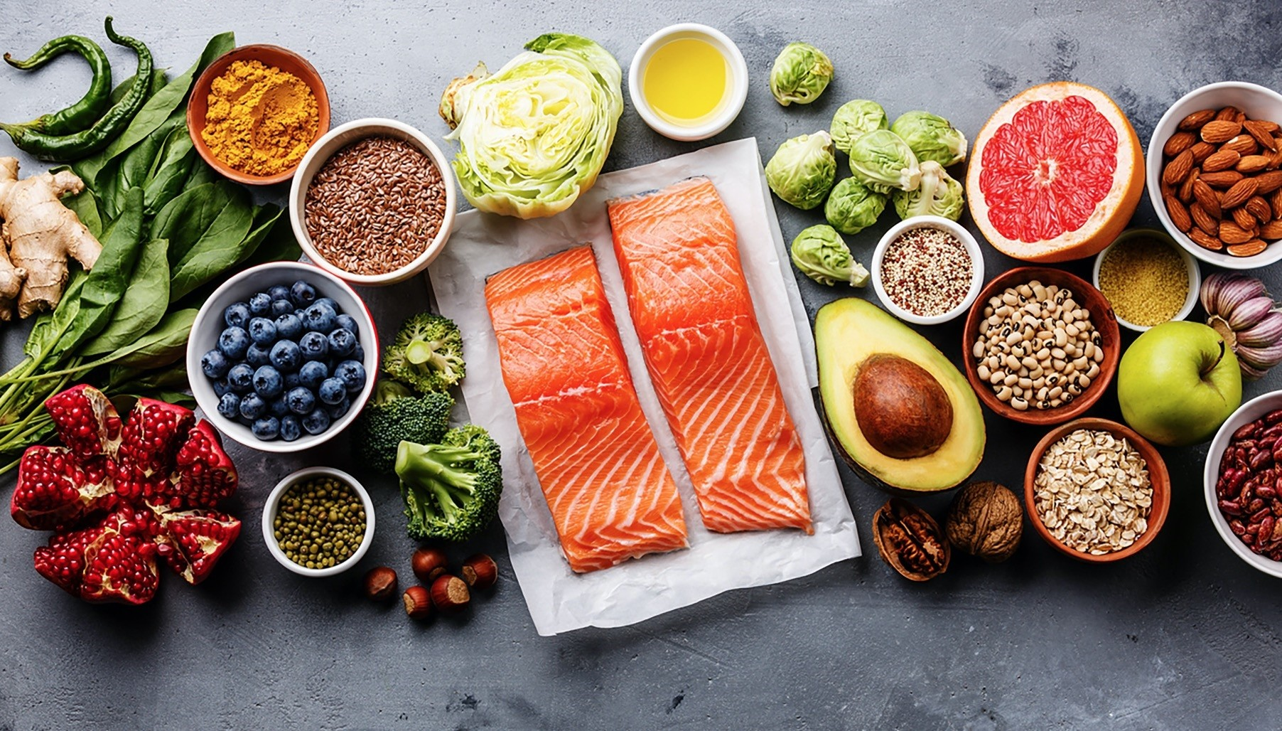 Fish, avocado, walnut and broccoli are among the nutrients that you should consume for a soft skin.