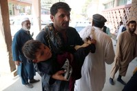 Suicide bombings kill at least 32 in Afghanistan