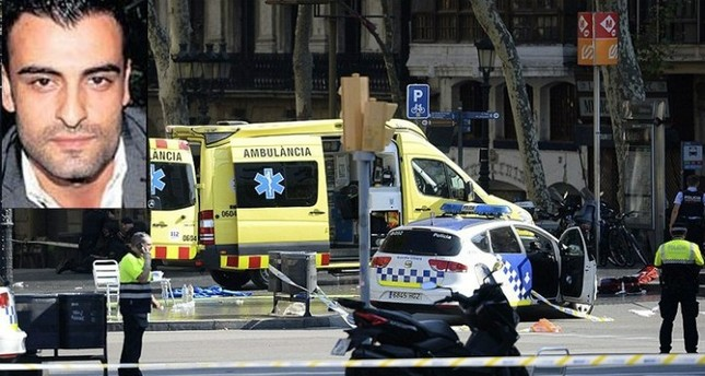 Catalan police thank Turkish restaurant owner for helping after Barcelona terror attack