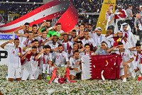 Qatar sinks Japan in Asian Cup final to win first ever title