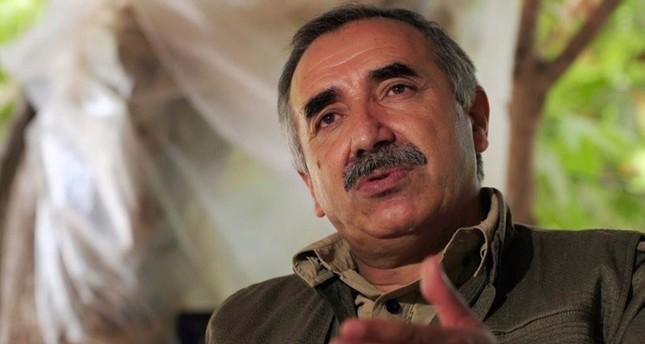 Photo shows PKK's acting leader Murat Karayılan. (FILE Photo)