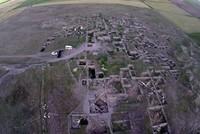 Ancient town being unearthed in Turkey's Eskişehir