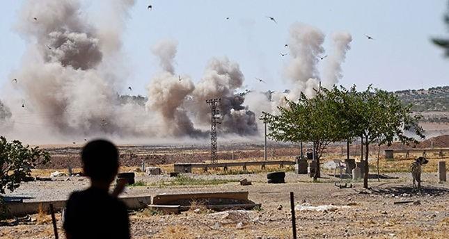 Al-Bab: 16 türkische Soldaten ums Leben gekommen