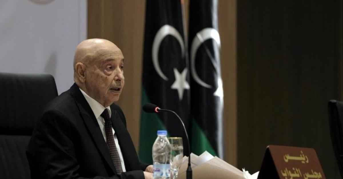 Aguila Saleh (Reuters Photo)