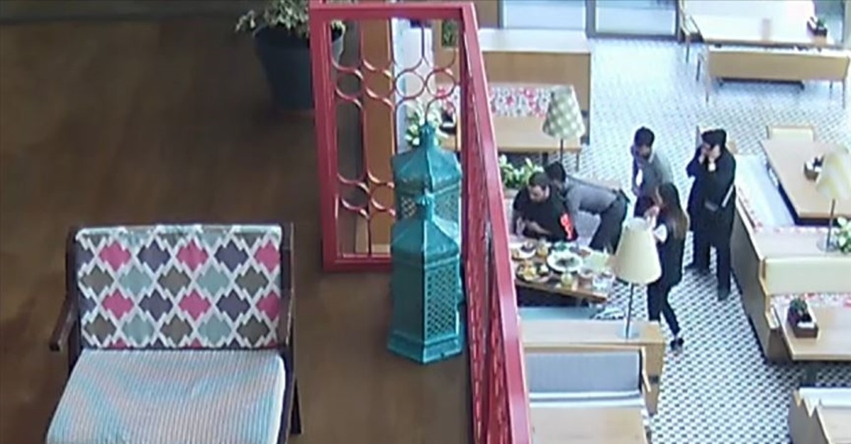 Screen grab from CCTV footage