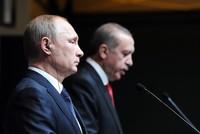 Putin calls Erdoğan, express condolences for the victims of coup attempt