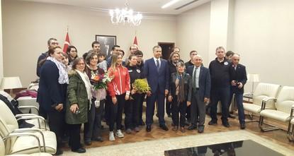 Turkey's science team completes Antarctic mission