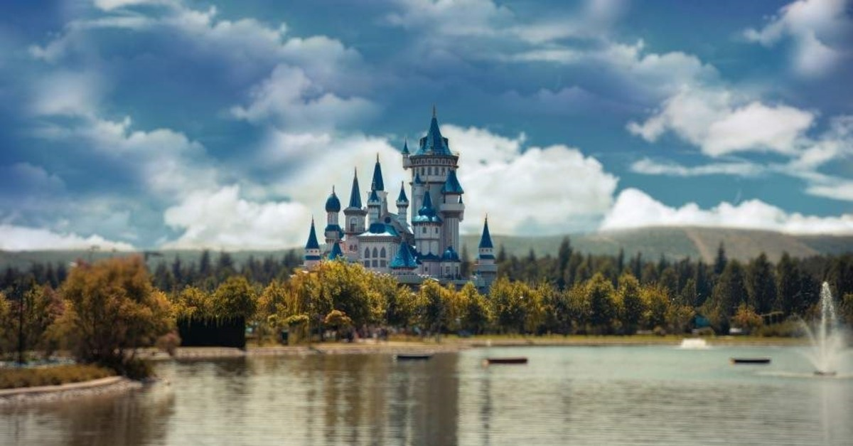 The Fairy-tale Castle in Eskiu015fehir is one of the best places to visit with children.