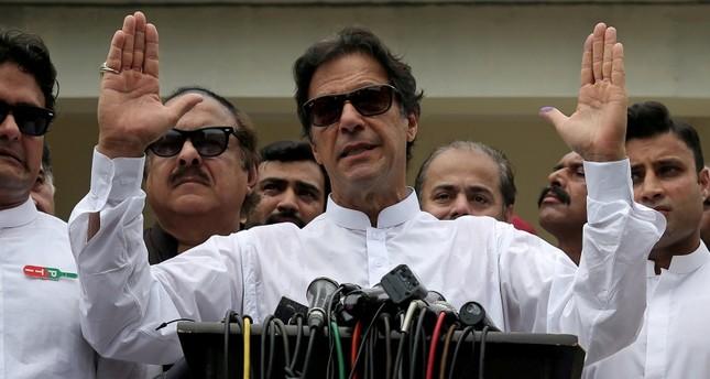 Pakistan's Khan hits back after Trump's blame tirade