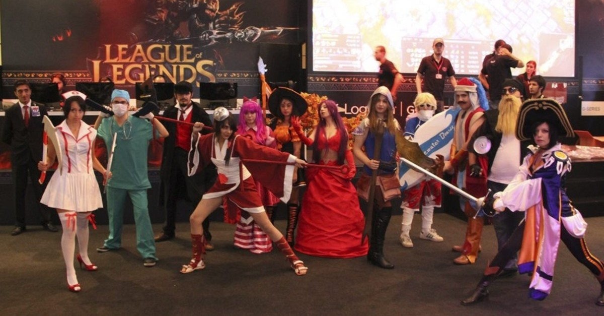 Previous editions of GameX hosted a great number of gaming enthusiasts who did cosplays of their favorite characters.