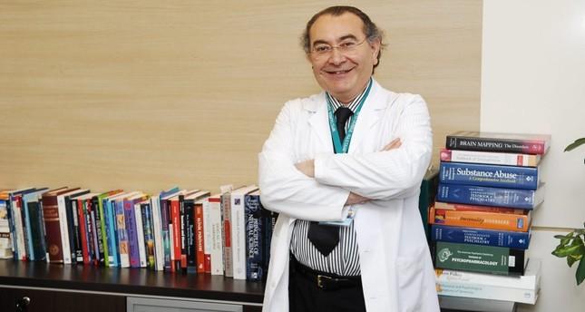 Professor Nevzat Tarhan (Sabah File Photo9