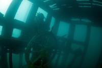 Diver discovers hidden treasures of Lake Van