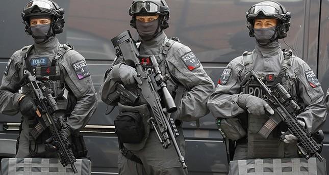 لأول مرة.. نشر أفراد شرطة مسلحين في لندن خشية تهديد إرهابي محتمل