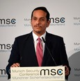 Qatar says talks to end Gulf row stalled in January