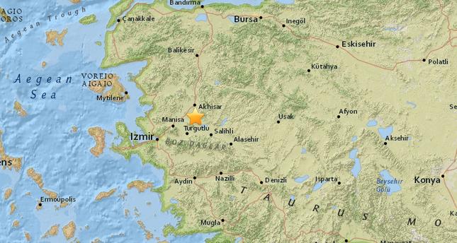 5.1 quake hits western Turkey, causes minor damage