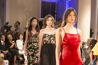 Turkish designer Zeynep Kartal's new collection was presented on the catwalk at London Fashion Week on Monday. Held at Somerset House in London with the support of the Culture and Tourism Ministry...