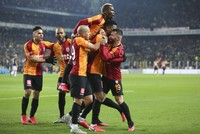 Galatasaray's historic win against Fenerbahçe in season of revolutions