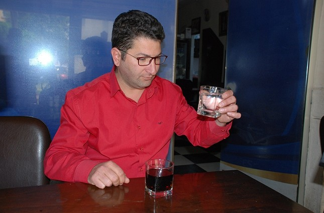 Man drinks no water for 30 years, says it's 'uninspiring'