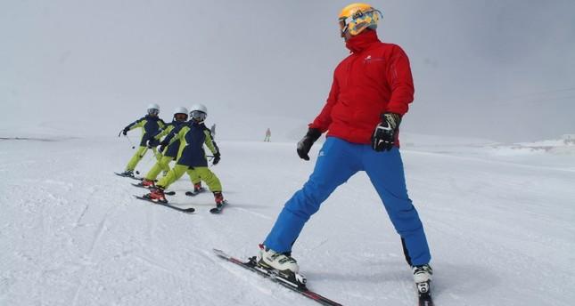 تركيا تستعد لموسم حافل بالرياضات الشتوية