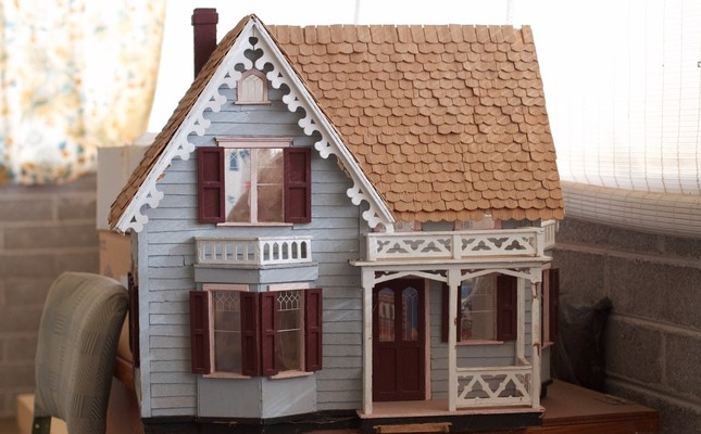 Dollhouses: Small wonders for children, a walk down memory lane for adults
