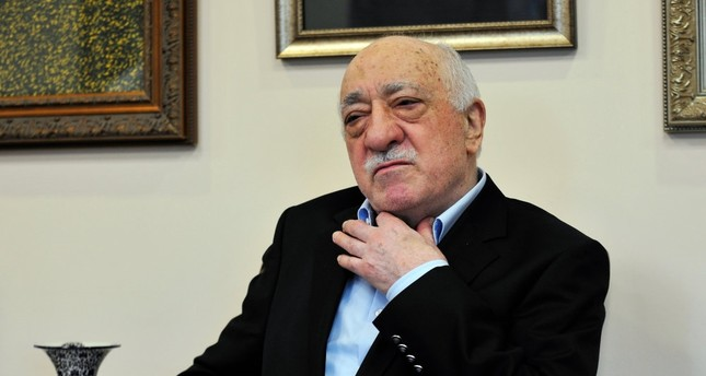 FETÖ leader Fetullah Gülen in his Pennsylvania compound, July 17, 2016. Gülen is accused of ordering the 2016 coup attempt that triggered a mass crackdown against FETÖ after the attempt was thwarted.