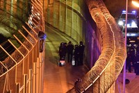 More than 1,000 migrants try to breach border fence in Spain's Ceuta