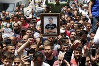 More than 200 Palestinian prisoners joined Sunday the ongoing hunger strike staged by approximately 1,500 Palestinians held in Israeli jails.  The collective decision to join the hunger strike...