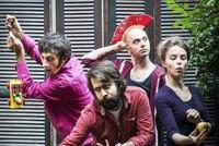 French band at Borusan Music House