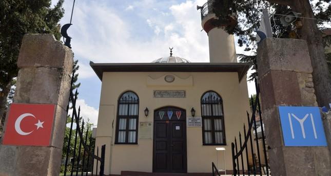 First Ottoman masjid still serving