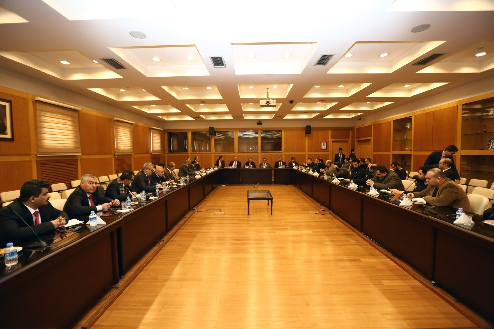 The representatives of the Syrian opposition groups came together in Ankara on Friday.