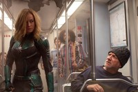 'Captain Marvel' earns $455M globally in opening weekend